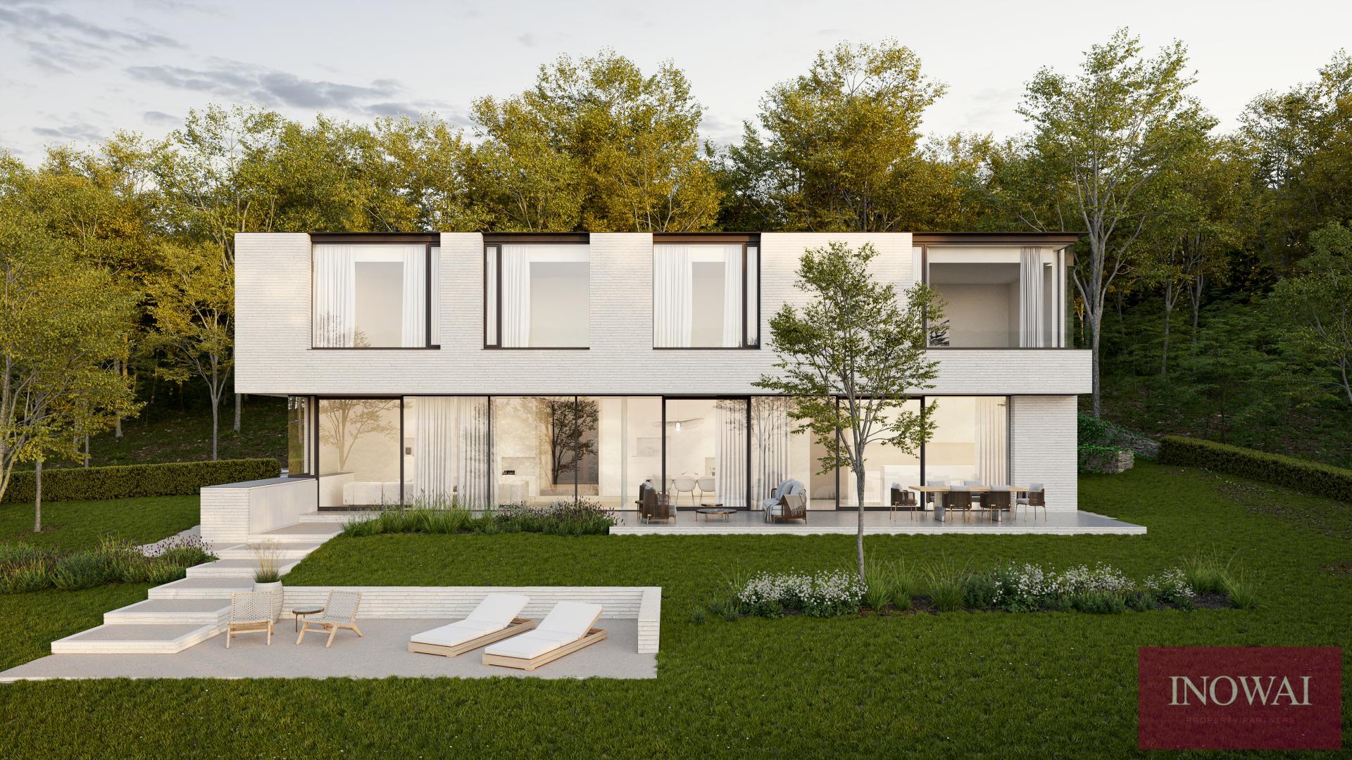 Villa contemporaine à Bereldange
